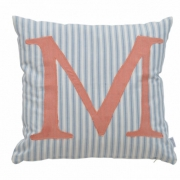 Oliver Furniture - Buchstabenkissen M-Kissen