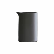 House Doctor - Pot Milk Jar Dark Grey