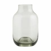 House Doctor - Shaped Vase Klein   Grau