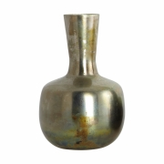House Doctor - Antique Metall Vase Metallic
