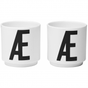 Design Letters - AJ Porzellan Eierbecher (2er Set)