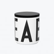 Design Letters - Mini Multijar AJ Porzellan Vorratsdose
