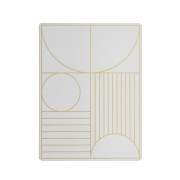 Ferm Living - Outline Platzset