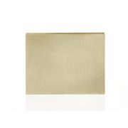 Ferm Living - Brass Wall Square Wandhalterung