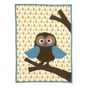 Ferm Living - Owl Steppdecke