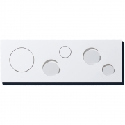 Emform - Knopfler Wall Coat Rack