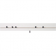 Emform - Kylie Wall Coat Rack White