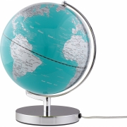 Emform - Terra Desk Globe with Light