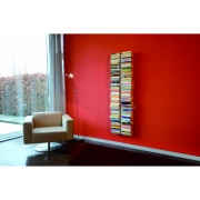 Radius - Booksbaum Bücherregal mit Wandmontage