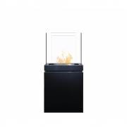 Radius - Semi Flame Ethanol Fireplace
