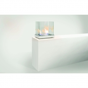 Radius - Top Flame Ethanol Fireplace