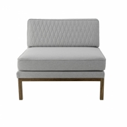 Bloomingville - Settle Lounge Chair Sessel