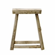 Bloomingville - Elm Stool Hocker