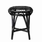 Bloomingville - Rattan Stool Hocker