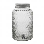 Bloomingville - Jar with Tap Getränkespender
