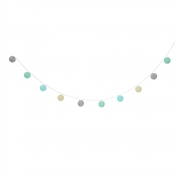 Bloomingville - Kids Lightchain Lichterkette