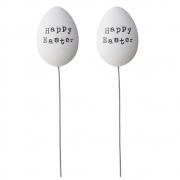 Bloomingville - Deco Egg 8 Deko Ei