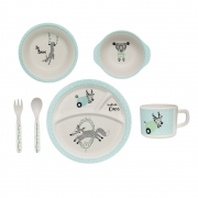 Bloomingville - Circus Serving Set 1 Geschirrset