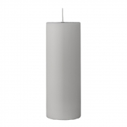 Bloomingville - Candle Lightgrey Kerze