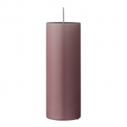 Bloomingville - Candle Purple Kerze