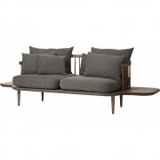 &tradition - Fly Sofa mit Ablagefläche