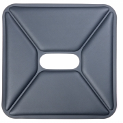 Tolix - Outdoor Seat Cushion for H-HGD Stool Black