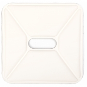 Tolix - Outdoor Seat Cushion for H-HGD Stool Linen
