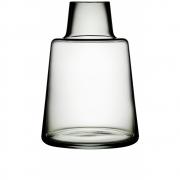 Holmegaard - Flora Vase 12 cm   Smoke