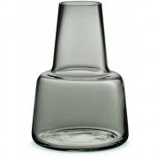 Holmegaard - Flora Vase 24 cm | Smoke