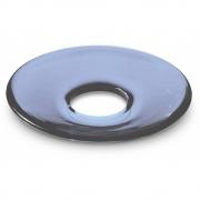 Holmegaard - Glass Candle-Cuff for Lumi Candle Holder 8.5 cm | Indigo Blue