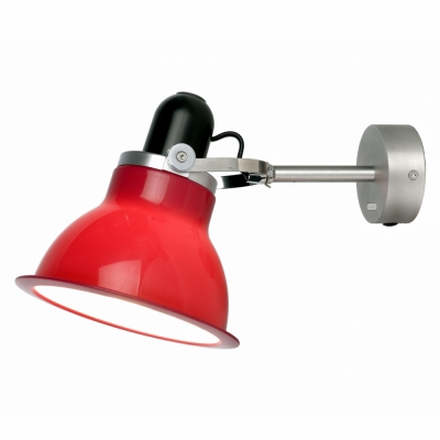 Anglepoise - Type 1228 Wall Light Carmine Red
