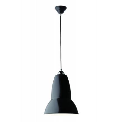 Anglepoise - Original 1227 Maxi Pendant Lamp Jet Black (Cable: Black)