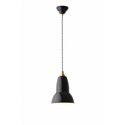 Anglepoise - Original 1227 Brass Pendant Lamp Deep Slate