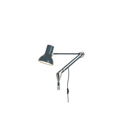 Anglepoise - Type 75 Mini Wall Mounted Desk Lamp Slate Grey