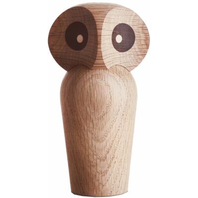 ArchitectMade - Owl Wooden Figure