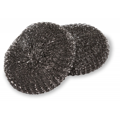 Big Green Egg - Replacement Stainless Steel Mesh Grill Scrubber Heads (2 Pcs.)