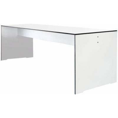 Conmoto - Riva Tisch rechteckig 220 x 70 cm (Weiß)
