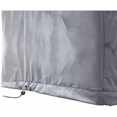 Conmoto - Abdeckhaube für Riva Tisch/Bank B 220 cm, Bank ohne Lehne