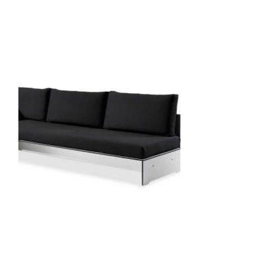 Conmoto - Riva Lounge Rückenlehne 240 cm | Anthrazit