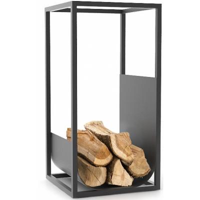 Conmoto - Cube étagère pour le bois de chauffage
