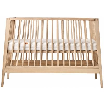 Leander - Linea™ Babybett Eiche   Comfort+7 BS