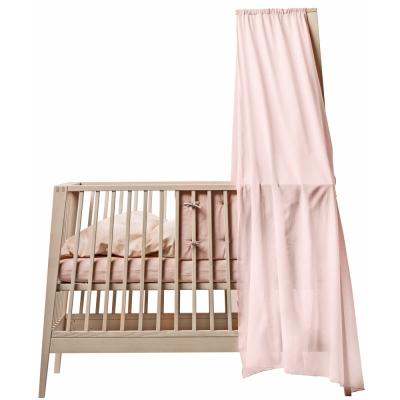 Leander - Himmel-Set für Linea™ und Luna™ Babybett Eiche | Soft Pink
