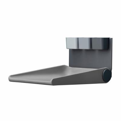 Leander - Wally Wickeltisch für die Wand