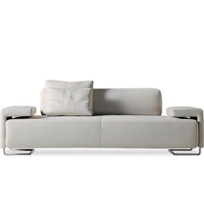 Moroso Lowland 3-Sitzer Sofa (Net 3 Skifer 160 weiß/schwarz)