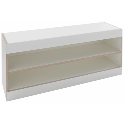Flai Storage Bench Open