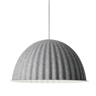 Muuto - Under the Bell Pendelleuchte 82 cm | Grau