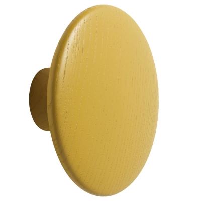 Muuto - The Dots Wandhaken Mittel | Mustard
