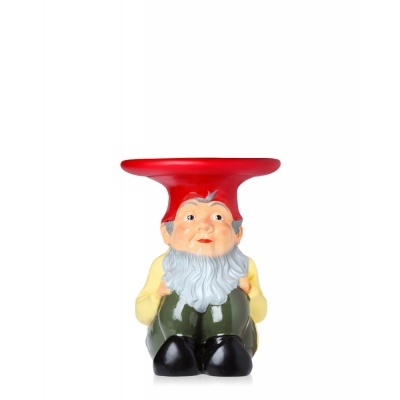 Kartell - Gnomes Beistelltisch Hocker Napoleon mehrfarbig