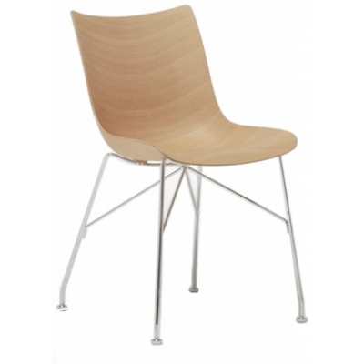 Kartell - P/Wood Chair