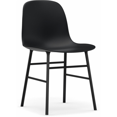 normann copenhagen form stuhl nunido. Black Bedroom Furniture Sets. Home Design Ideas